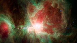 Orion Nebula (© NASA)