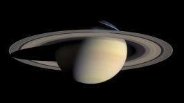 Saturn's Cassini Orbiter (© NASA)